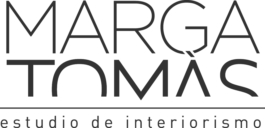 logotipo marga tomas estudio de interiorismo